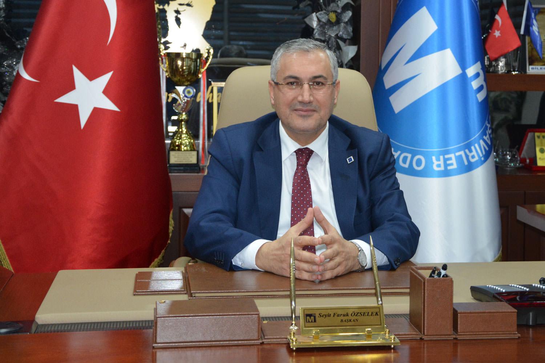 Başkanımız Seyit Faruk ÖZSELEK'in Kadir Gecesi Mesajı