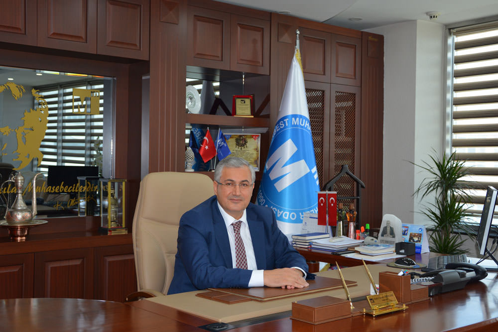Oda Başkanımız Seyit Faruk ÖZSELEK'in 23 Nisan Ulusal Egemenlik ve Çocuk Bayramı Mesajı