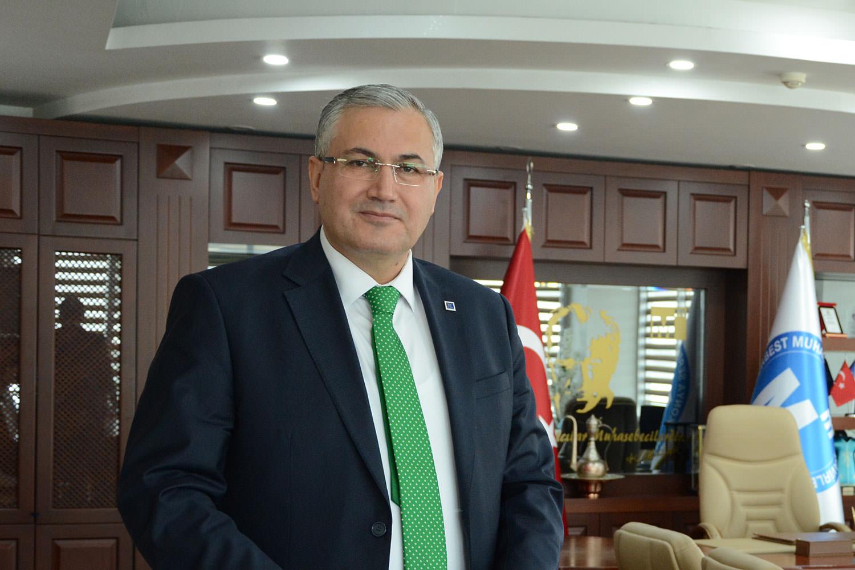 Oda Başkanımız Seyit Faruk ÖZSELEK'in Ramazan Bayramı Kutlama Mesajı